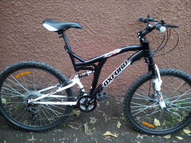 Vendo bicicleta oxford raptor aro 26