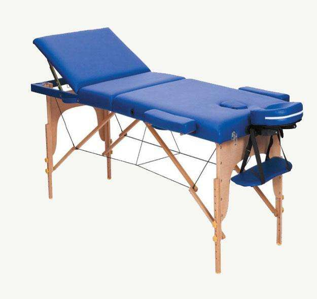 Camillas profesionales de masajes