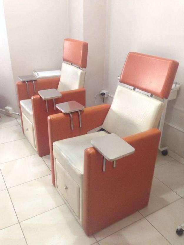 Remato Muebles Para Manicure Y Pedicure Buena Oferta En Ancash