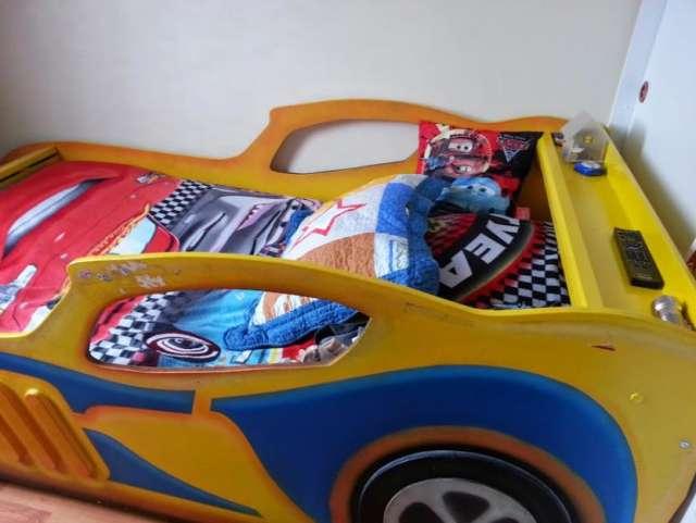 Vendo cama de auto en copiap chile accesorios de bebes - Ver camas para ninos ...