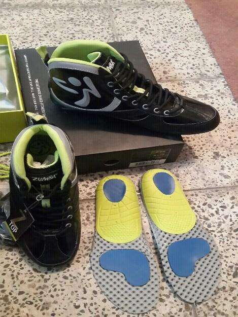 Zapatillas zumba; Zapatillas zumba · Ver estas fotos en detalle