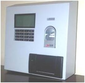 Reloj control de asistencia