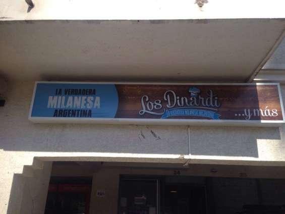 Milanesa los dinardi