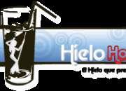 Venta de HIELO en Rancagua y alrededores, despacho a Domicilio