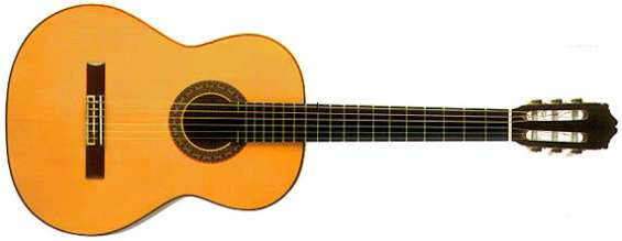 Clases de guitarra a domicilio santiago