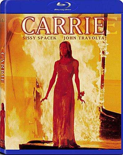 Blu ray disc: carrie. nuevo, sellado. u.s.a