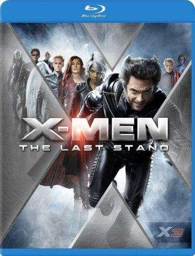 Blu ray disc: x men 3. nuevo, sellado. u.s.a