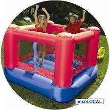 Juego inflable bounce play