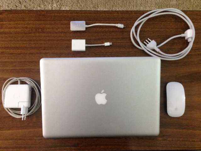 Macbook pro 15,4`` intel core i7