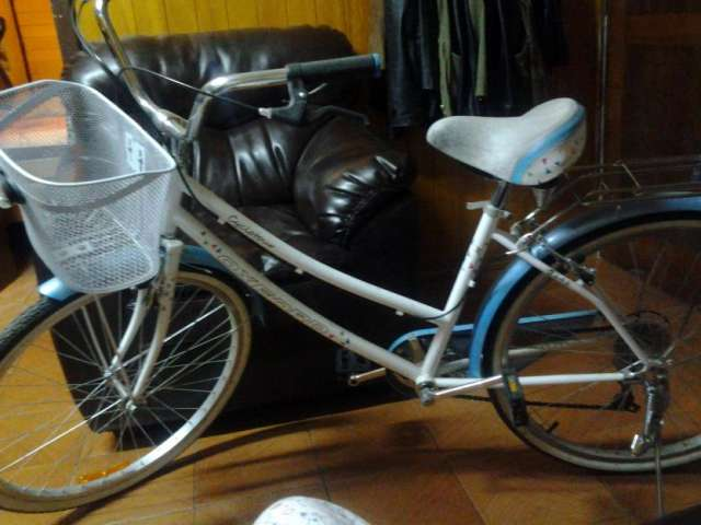 Vendo bicicleta nueva oxford mujer aro 26