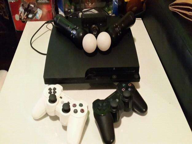 Play station 3 con move