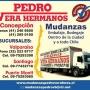 Mudanzas Pedro Vera Hnos