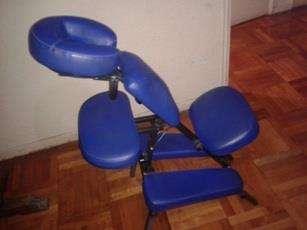 Silla ergonomica para masajes