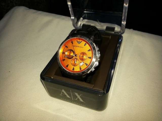 89369b9f24c1 Vendo reloj emporio armani ar0652