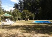Cabañas con piscina en pucón