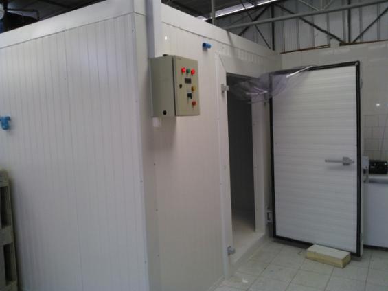 Camara de frio para congelados -18c