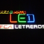 letreros luminosos e iluminaciones leds