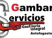 Servicios Gasfiteria Gambaru