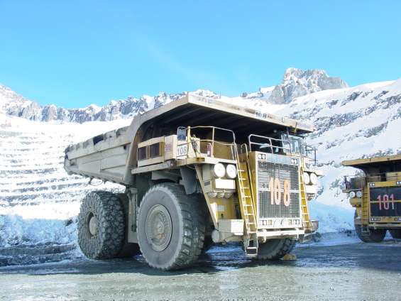 Curso camion de alto tonelaje
