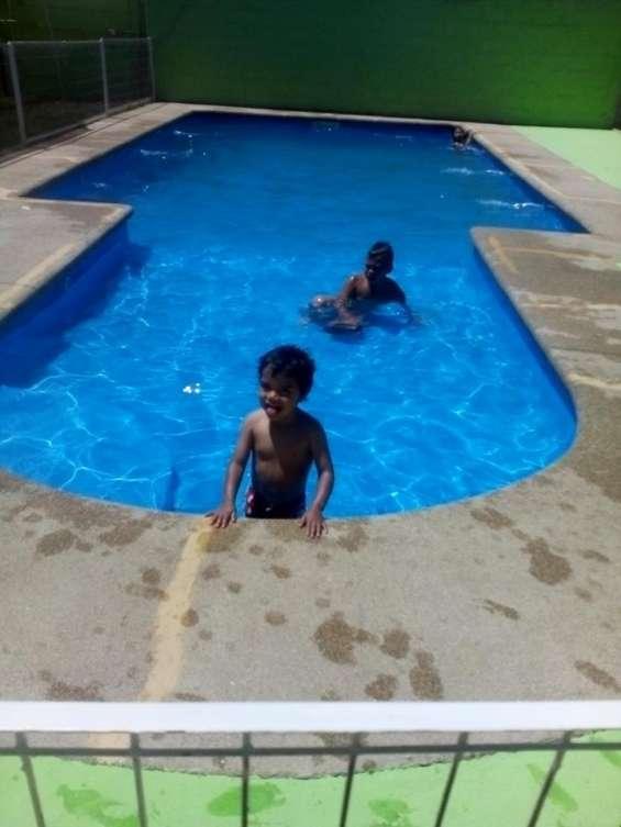 Casa con piscina vale del elqui