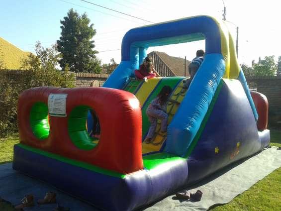 Arriendo de juegos inflables rancagua