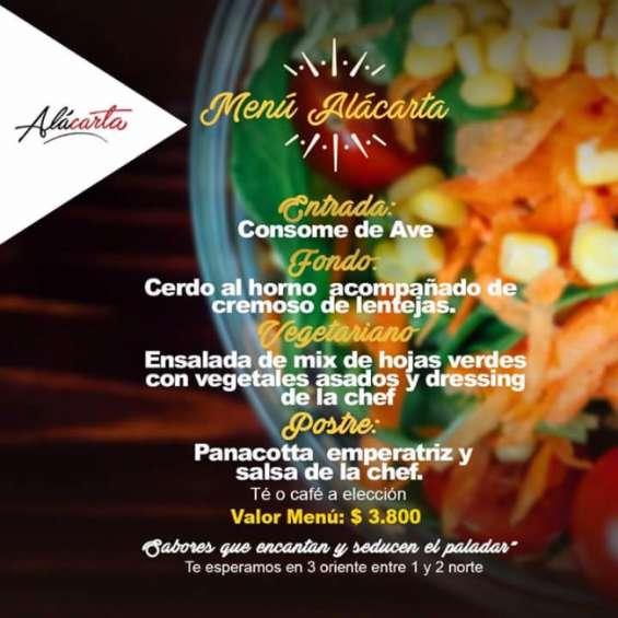 Alacarta restaurant y cafe