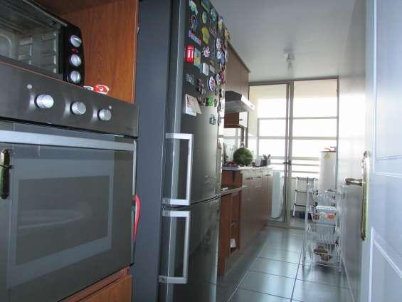 Cocina y loggia