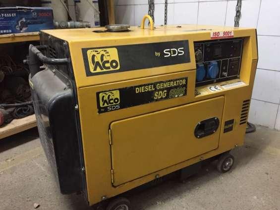 Generador eléctrico 1