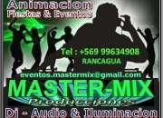 Musica para Fiestas,Dj Animacion de Eventos en Rancagua