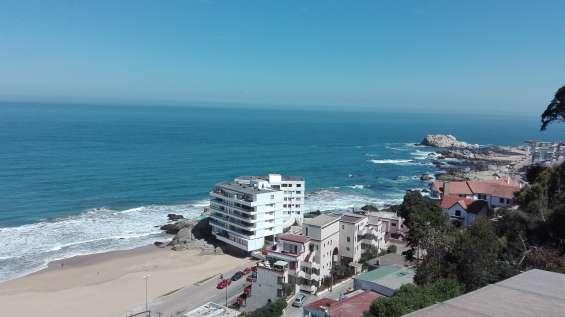 Departamento con vista playa reñaca