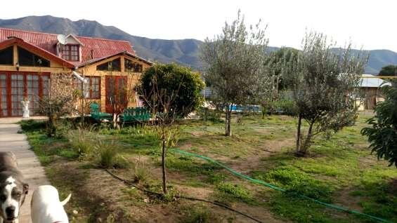 Casa con gran terreno 1172 mts2