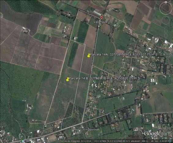 Terreno en venta apto para zona agrícola