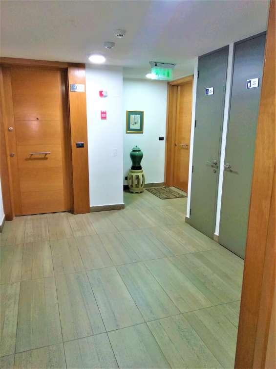 Fotos de 4 departamentos por piso