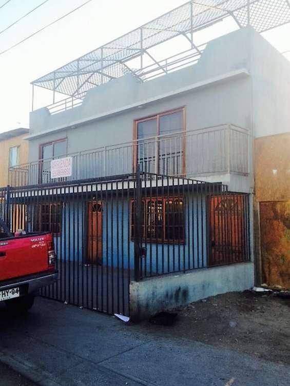 Arriendo excelente casa en dagoberto godoy 6909, antofagasta